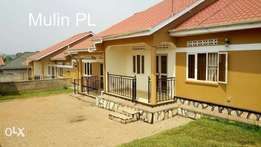 2bedrooms 1toilet self-contained hotcake in kisaasi town