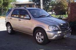2005 Mercedes-Benz ML270 CDI