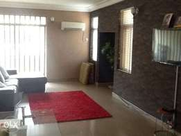 A well renovated apartment in CBN Quaters at Garki 2 Abuja