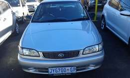 1999 Model Toyota Corolla 1.3 GLE for sale