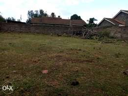 Plot for sale in lower milimani
