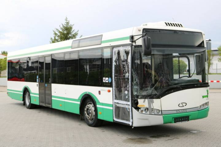 Solaris Urbino 12 Fahrerklimaanlage/ Low Entry - 2006