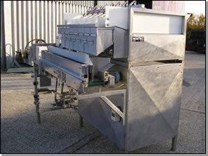 Newtec (8-chashechnaya, vesovaya stanciya)  packing machine