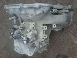 Chev 1,8 cruise Gearbox &parts