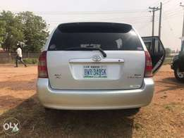 2006 Toyota Fielder For Sale