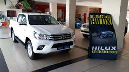 big big special new toyota hilux 2.8 GD-6 speed 4x4 DC AT CALL me now
