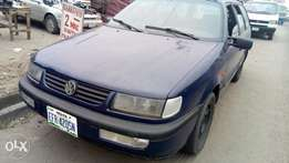Very very sound and neat Volkswagen Passat wagon with 1.8 engine
