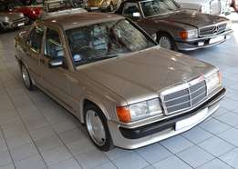1988 Mercedes-Benz 190E 2.3l Cosworth 16V