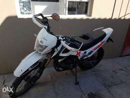 Urgent sale : Bashan 250 explode motor cycle for sale.