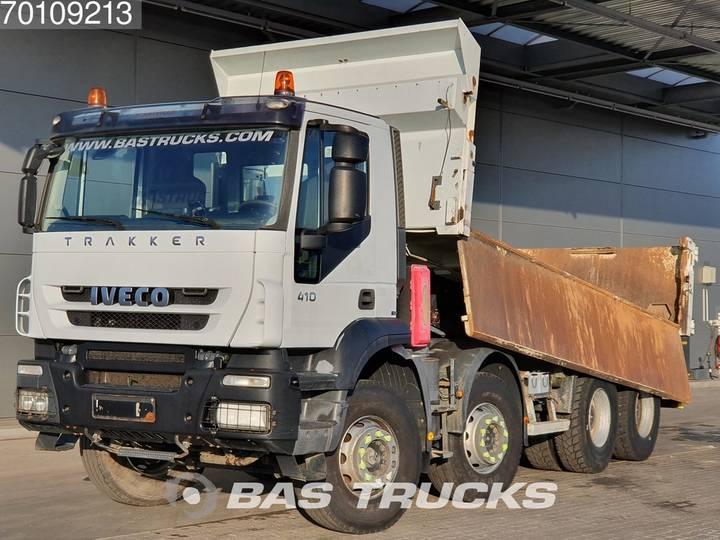 Iveco Trakker AD320T41 8X4 Big-Axle Steelsuspension Euro 4 - 2008