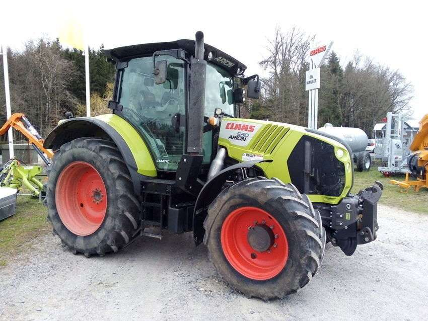 Claas Arion 530 Cmatic - 2015