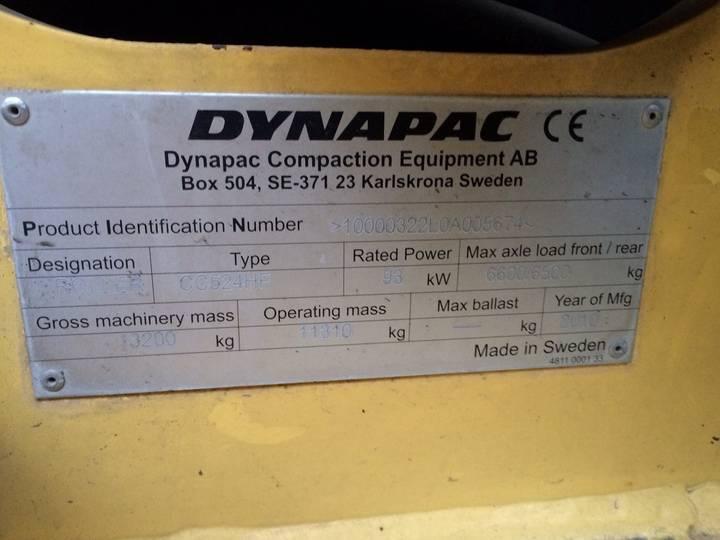 Dynapac CC524HF - 2010 - image 20