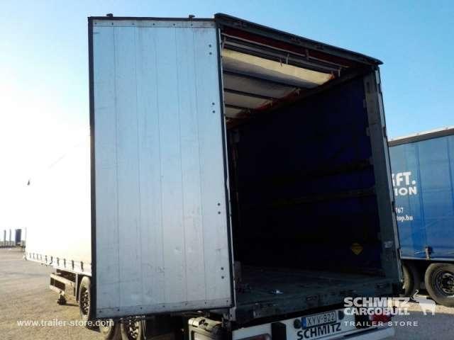 Schmitz Cargobull Tolóponyva tekercs - 2012 - image 8