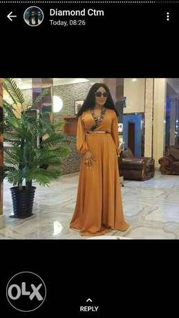 Long gown Lagos - image 1