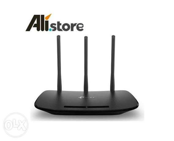 TP-Link Wi-Fi Router Wireless Internet Router 450Mbps