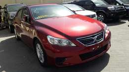 Toyota Mark x new imported on sale.