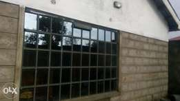 Spacious self contained 1BR bungalow at Ruiru Kimbo