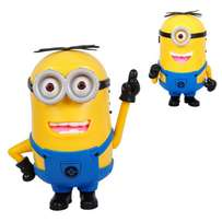 Portable Mini Minions Speaker with USB / Micro SD / TF card Slot / Ste