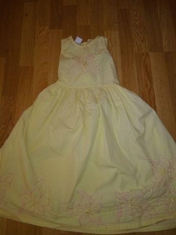 Плаття на 7-8 років 128  150 грн. - Одяг для дівчаток Тернопіль на Olx 5859545655116