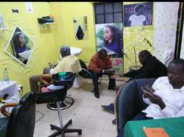 Barber and beauty for sale make your offer