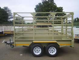 3m Double acle Cattle trailer for sale, brand new. VAT INCLUDED!!