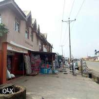 A shopping complex for sale at Akala Express way Ibadan