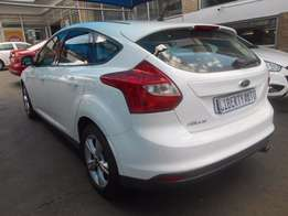 2012 Ford Fiesta Focus on Special