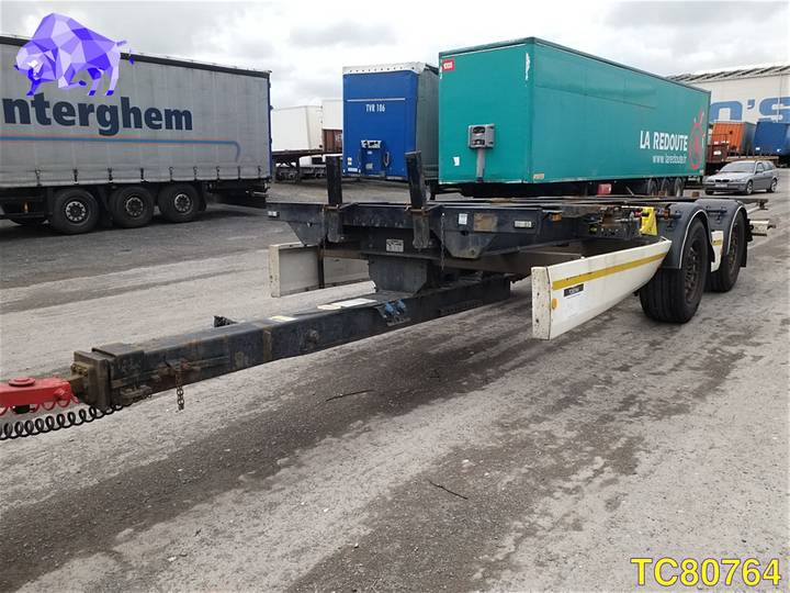 Krone Container Transport - 2014