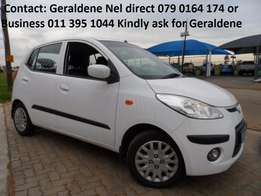 2010 Hyundai I10 1.2 GLS Good Condition only 66000kms Bargain Price