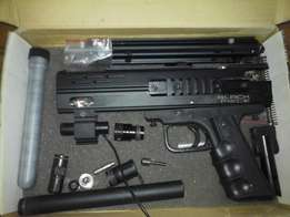 non leathel pepper gas gun