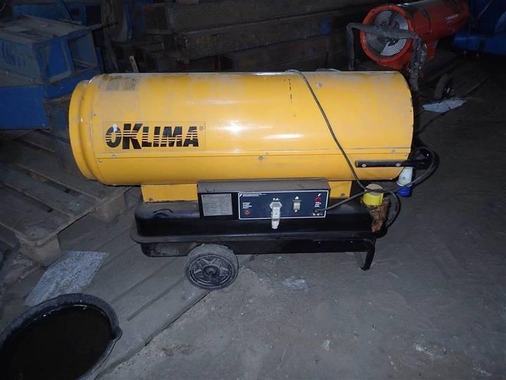 Oklima Sd 220, 64 Kw