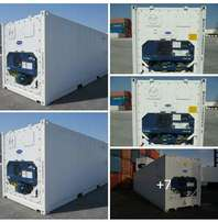 Reefer Container for Hire
