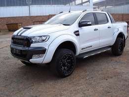 Ford Ranger Wildtrak Starting at R529995.00