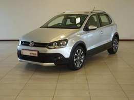 VW Polo Cross 1.6 Tdi