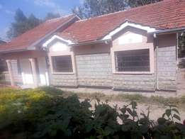 3bedroomed master ensuit bungalows to let in matasia
