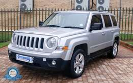 Jeep Patriot 2.4 limited Cvt A/T
