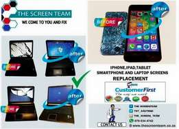 Laptop screens replacement in midrand from R1000