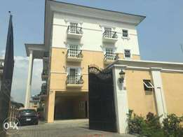 8 Unit of 3 bedroom, with 1 Room BQ each at park view ikoyi