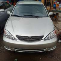 Direct Tokunbo 2004 Toyota Camry