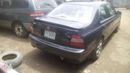 Neatly used Honda Accord bull dog for sale