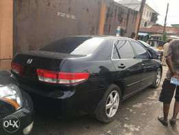 Tokunbo 2004 Honda Accord