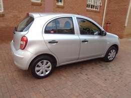 nissan micra visia+ 1.2 hatch back 2013