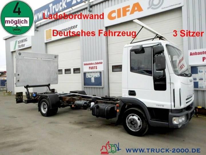 Iveco 75E15 EuroCargo LBW*Deutsches Fahrzeug*1.Hand - 2006