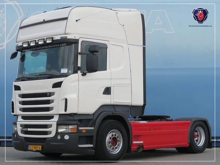 Scania R480 LA4X2MNA   Navi   Stand Alone Airco - 2013