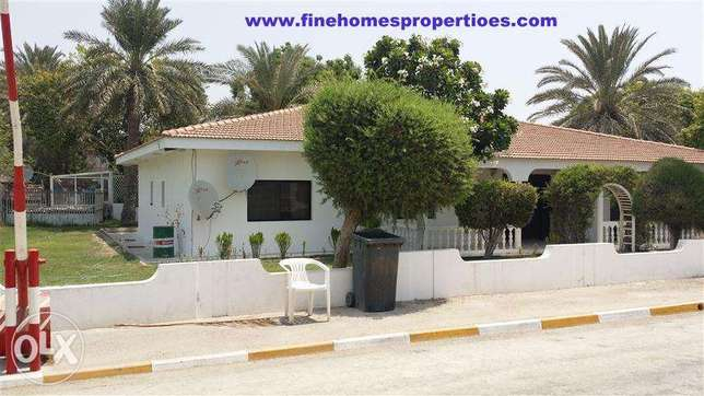 4 Bed Semi Furnished Villa At Saar ( Ref No: SRS28)