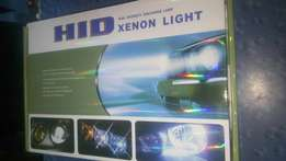 H I'd kit complete xenon .real light