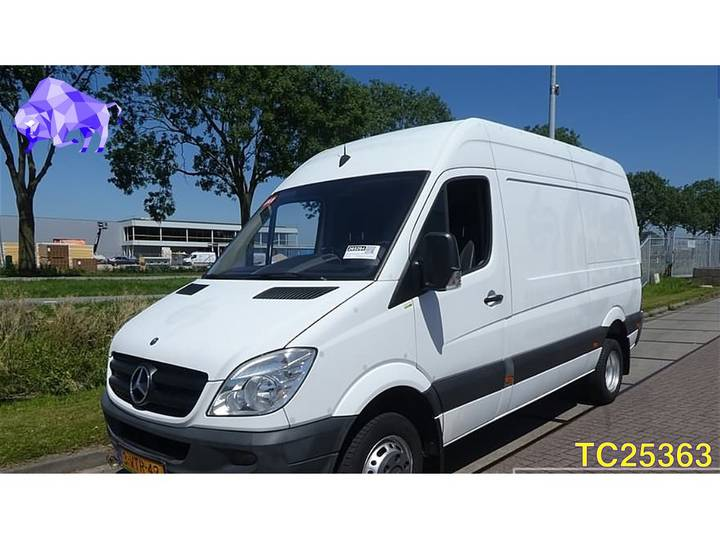 Mercedes-Benz Sprinter Euro 5 - 2015