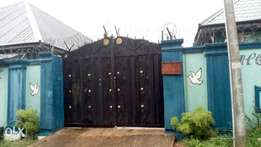 A 25 Rooms Hostel,at Abraka,Delta State.