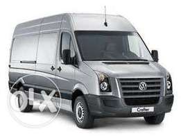 VW Crafter Replacement Body & Engine parts