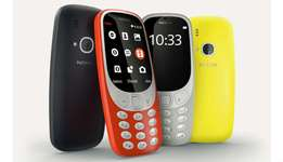 nokia 3310 Brand new,Warranted,sealed in a shop,Free delivery